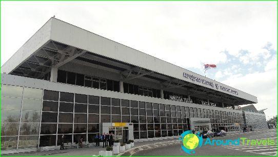 Летище в Белград
