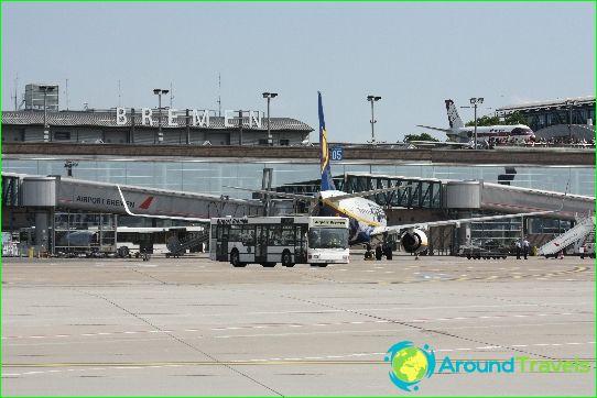 Lentokenttä Bremen