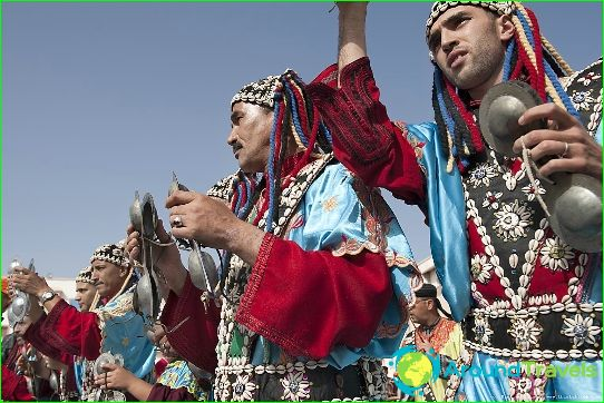 Marokon kulttuuri