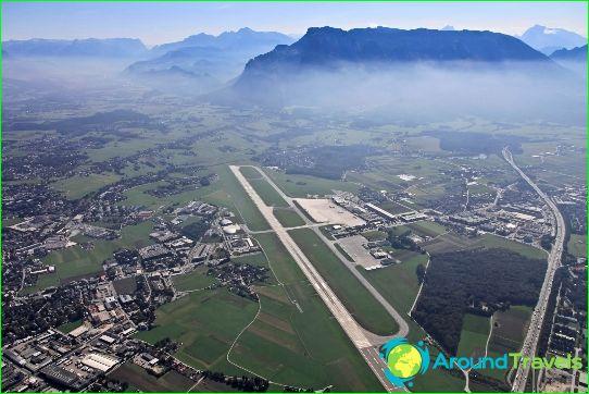 Salzburgin lentokenttä