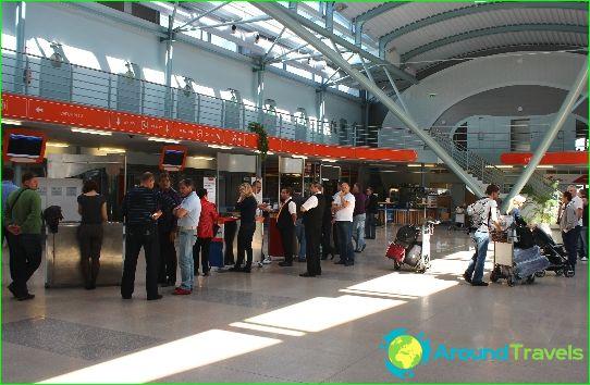 Lentokenttä Karlovy Vary