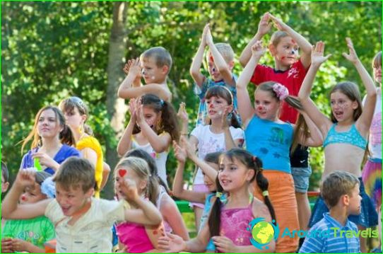 Kinderkampen in Orenburg