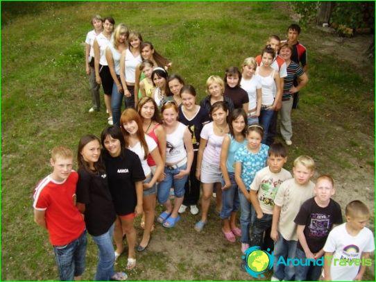Lasten leirit Tolyatissa