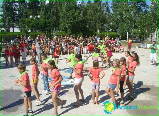 Camps pour enfants à Volgograd