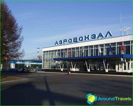 Lentokenttä Novokuznetsk