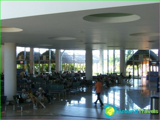 Luchthaven in Punta Cana