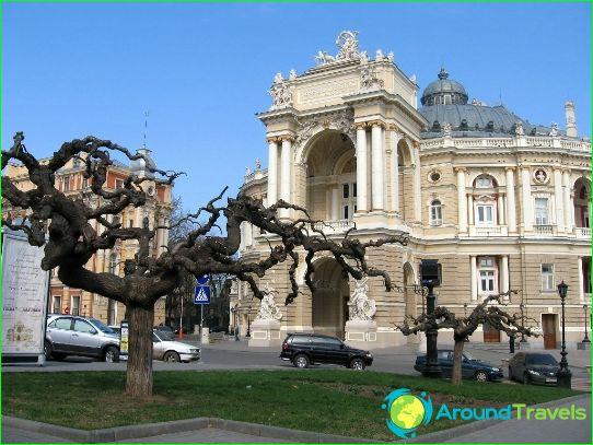 Сезон в Одеса