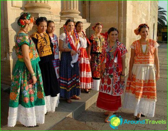 Meksikon väestö