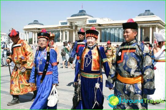 Mongolian väestö