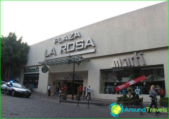 Üzletek és piacok Mexikóvárosban