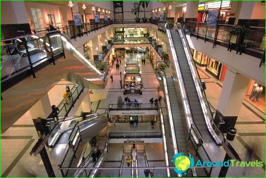 Montrealin kauppoja ja putiikkeja