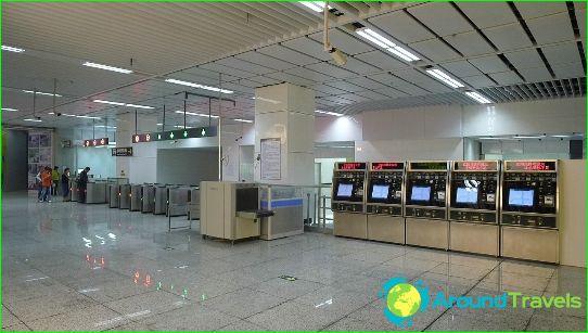 Shenyang Metro: kaavio, kuva, kuvaus