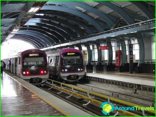 Mekan metrokartta