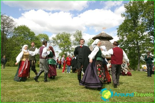 Litouwse cultuur