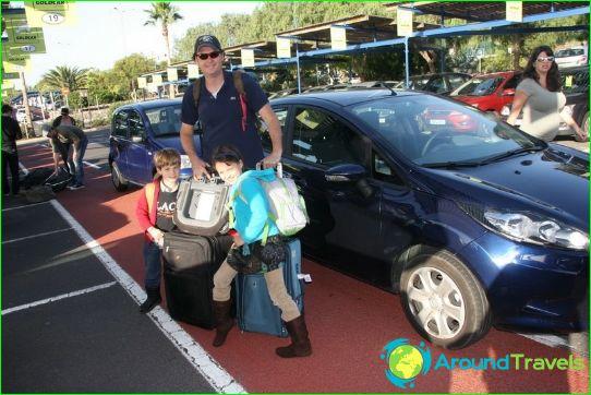 Autoverhuur in Canarische
