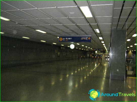 Metro Mecca: kaavio, kuva, kuvaus