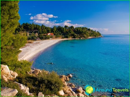 De beste resorts van Griekenland