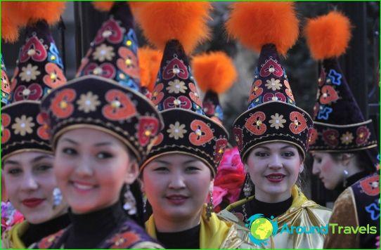 سكان قيرغيزستان