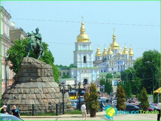 Retket Kiovassa