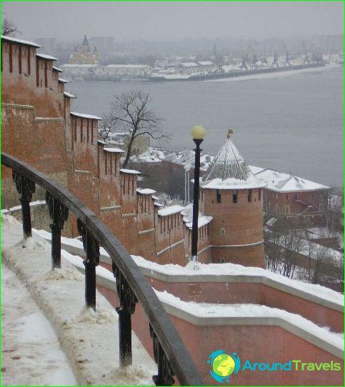 Екскурзии в Нижни Новгород
