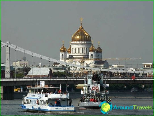 Excursies in Moskou