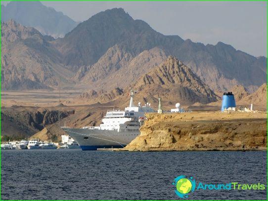 Excursies in Sharm El Sheikh