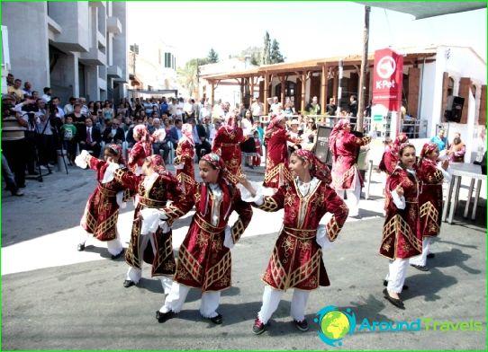 Cyprus bevolking