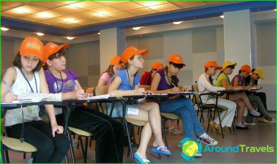 Kinderkampen in Tula