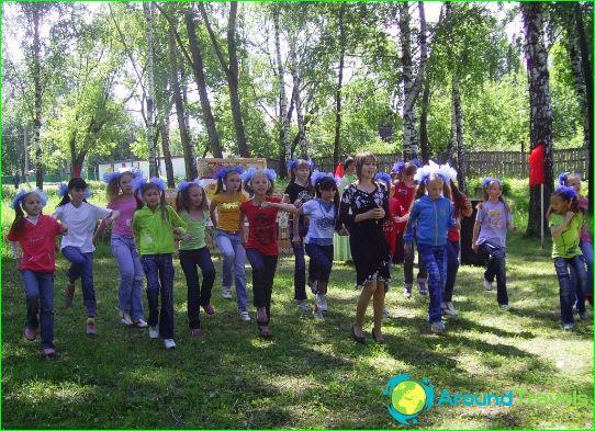 Lasten leirit Smolenskissa