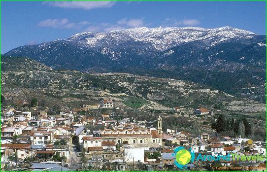 Alppihiihto Kyproksessa
