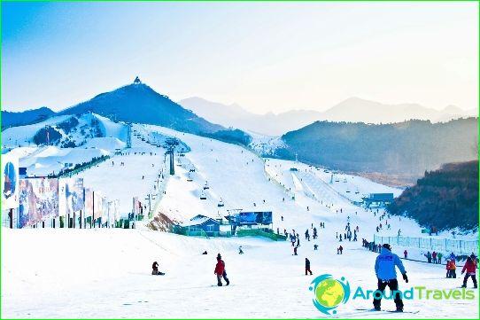 Alpine skiën in China
