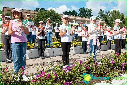 Kinderkampen in Podolsk