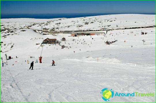 Alppihiihto Portugalissa