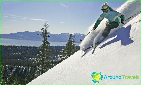 Skiën in Kroatië