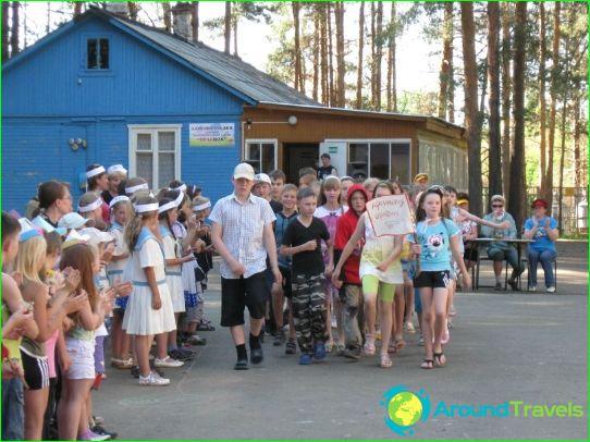 Lasten leirit Kirovassa