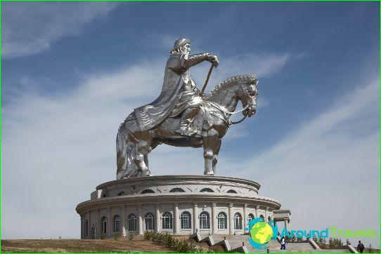 Mongolië Cultuur