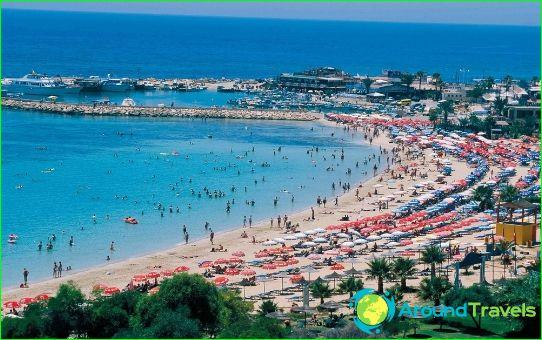De beste resorts van Cyprus