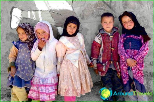 Marokko bevolking