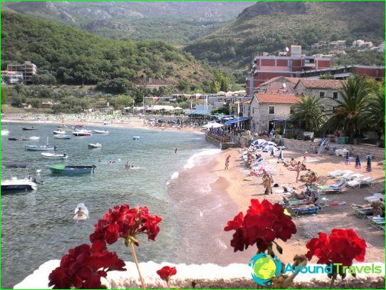 Montenegron parhaat lomakohteet