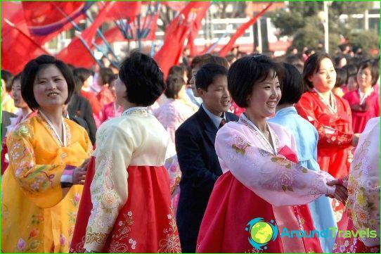 Pohjois-Korean väestö