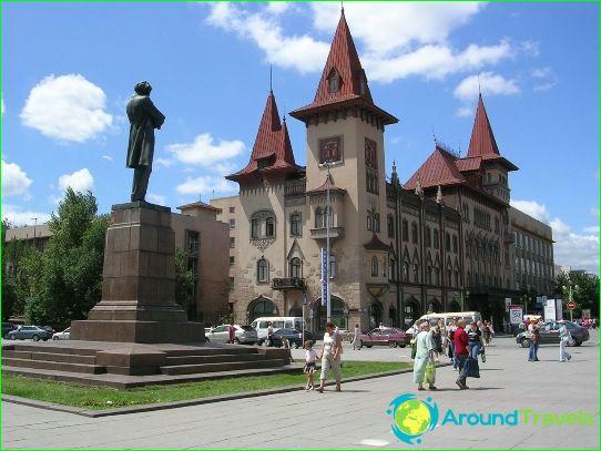 Mitä tehdä Saratovissa?