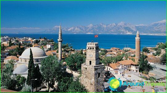 Wat te doen in Antalya?