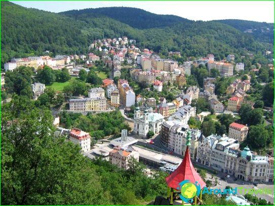 Retket Karlovy Varyssa