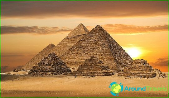 Excursies in Caïro