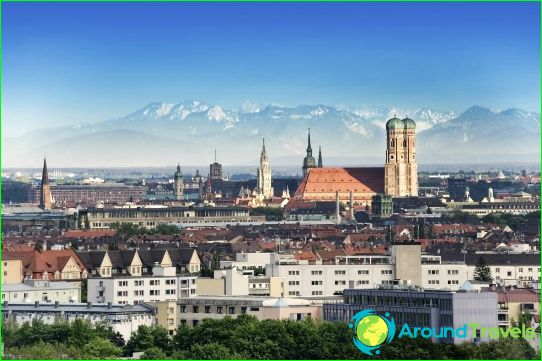 Екскурзии в Мюнхен