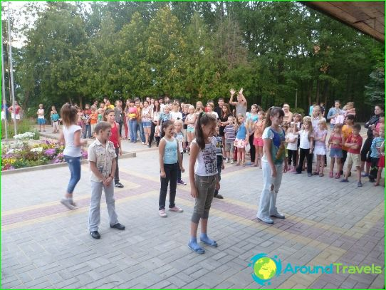 Kinderkampen in Lipetsk