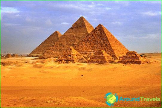 Le Caire - la capitale de l'Égypte