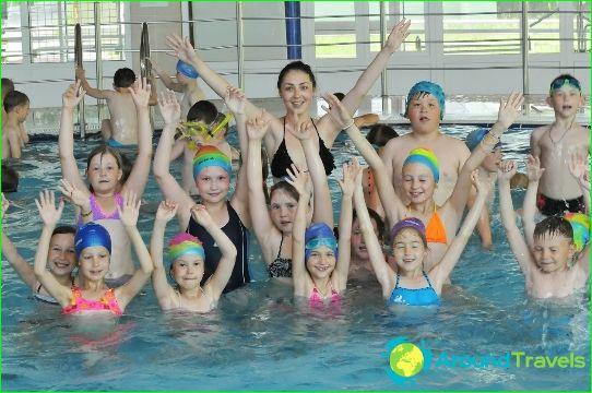 Детски лагери в Магнитогорск
