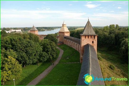 Екскурзии във Велики Новгород