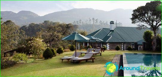De beste resorts van Sri Lanka